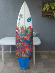 Prancha de Surf Secco Carving, 5,10