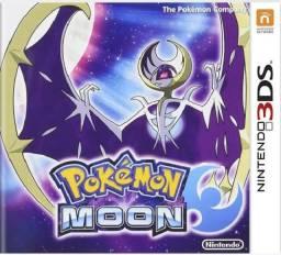 Pokemon Moon de Nintendo 3ds