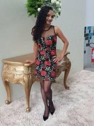 Lindo vestido bump