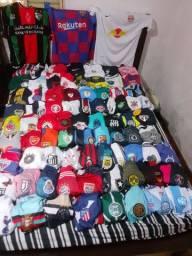 Camisas de  de Times de Futebol e Basquete