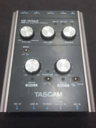 Interface Tascam