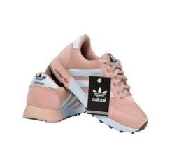 Tênis Esportivo Leve / Sapato Confortável em Promoção
