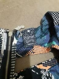 Vestido Planet girls