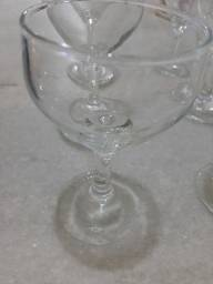Taças em cristal