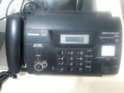 Telefone  fax com  secret. Panasonic