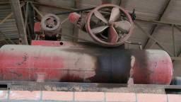 Compressor 425 litros  maromba paineis cilindro destorreador