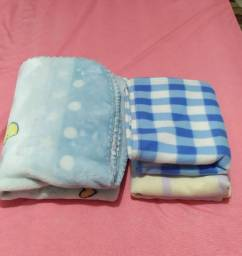 Lotinho cobertores bebê