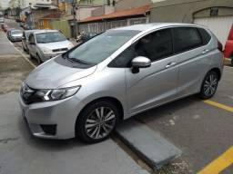 FIT 2016 ÚNICO DONO COM APENAS 55.000 KM . AUTOMÁTICO. EX.