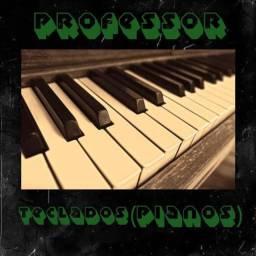 Professor de pianos e teclados!