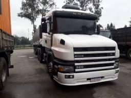 Caminhão Scania 124 NZ 360