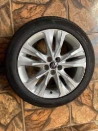 Roda Corolla 2018 aro 17