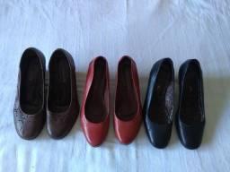 Título do anúncio: Sapatos usados