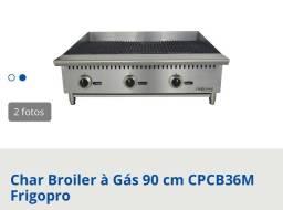 Char Broiler à Gás 90 cm CPCB36M FRIGOPRO