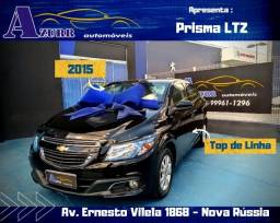 Prisma Ltz Completo, Multimidia My Link, Couro Rodas Única Dona GNV legalizado