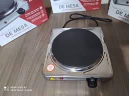 Título do anúncio: Fogareiro/fogão elétrico cooktop agratto de UMA boca 1500W.