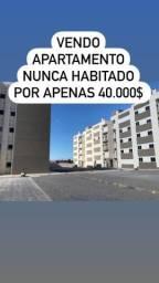 Título do anúncio: Vendo apartamento acqua dunas club