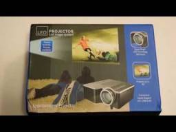 Projector LCD Image System (na caixa )