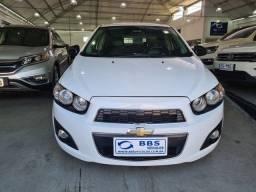 Chevrolet Sonic 2014 1.6 ltz effect 16v flex 4p automático