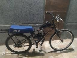 Bicicletista gasolina