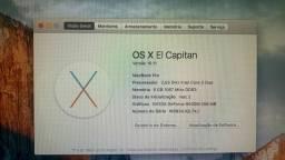 Título do anúncio: Macbook Pro 2009