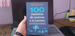 Livro 100 maneiras de motivar a si mesmo, em perfeito estado