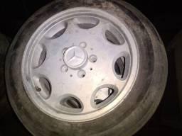 Título do anúncio: Rodas Mercedes