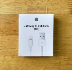 Cabo USB para iPhone, 5,6,7,8,11,X,XR... (entrega grátis)