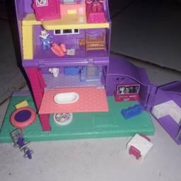 Mini casa da polly