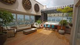 Cobertura com 5 dormitórios à venda, 544 m² por R$ 3.990.000,00 - Setor Oeste - Goiânia/GO