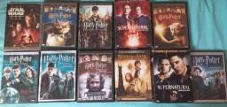 Título do anúncio: Coleção de DVDs