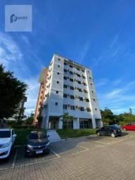 Apartamento com 4 dormitórios para alugar, 100 m² por R$ 2.500,00/mês - Aleixo - Manaus/AM