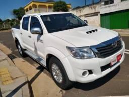 Toyota hilux 2013 3.0 srv 4x4 cd 16v turbo intercooler diesel 4p automÁtico