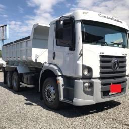 Título do anúncio: Caminhão vw 24250 caçamba 2011