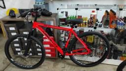Vendo bicicleta Absolut nova aro 29