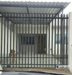 Casa com 2 dormitórios à venda, 90 m² por R$ 195.000,00 - Jardim Europa - Campo Mourão/PR