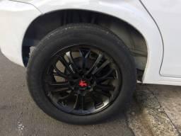 Rodas 15 e pneus  800 reais