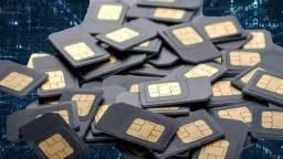Título do anúncio: chip sem limites de uso, ligações e apps ilimitados entrega grátis