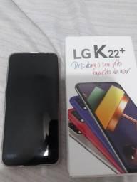 Lg k22 novo