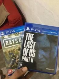 Jogos de PS4 - The Last of Us Part 2, Days Gone