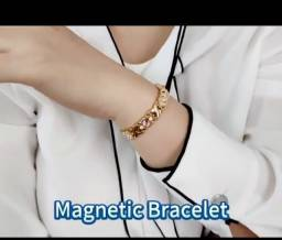 Pulseira magnética femenina - anti fadiga , beleza ,