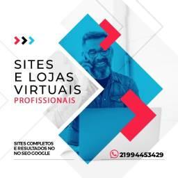 Título do anúncio: Criação de Site e Loja Virtual