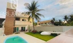 Título do anúncio: Casa NOVA, 4/4, piscina, a 100 m da Praia.