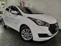 Hyundai HB20 1.6 Comfort Plus (Aut) (Flex) 2017 branco Gar Fábrica
