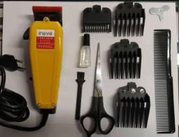 Maquinas de cortar cabelo novas com garantia  completa