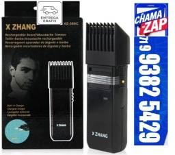 Máquina E Barbeador E Aparar Bivolt X-zhang Recarregável