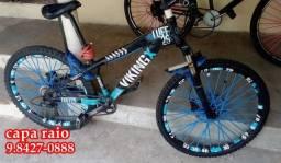 protetor bike