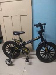 Bicicleta aro 16 Batman - Bandeirantes