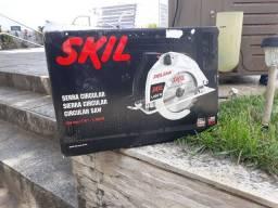 Título do anúncio: Serra circular skill 1400 watts