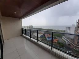 Apartamento na Ponta do Farol com 240 m² e 4 suítes