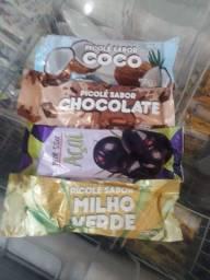 PICOLÉ  A 0,60 centavo que delícia!!!